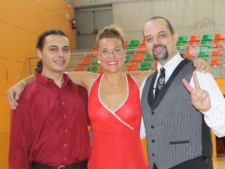 Tony García Y Sonia Pérez Campeones de España 2016
