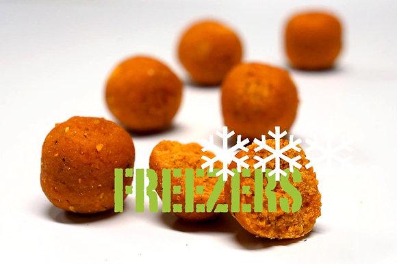 SPICY PEACH - FREEZERBAIT - 14/20/Dumbells/24/30 MM