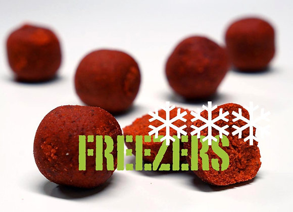 RED MYSTERY - Freezerbaits 10/14/20/24 MM