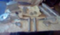 powdermotorcycle parts powder coatingcoater powder coating