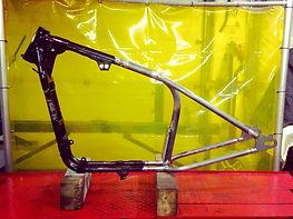 hardtail harley sportster custom harley davidson frame jig
