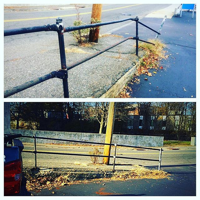 We come to you! Handrail repair. - Northside Welding