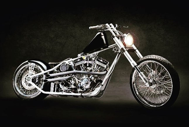 chopper bobber motorcycle cfl chopper for life