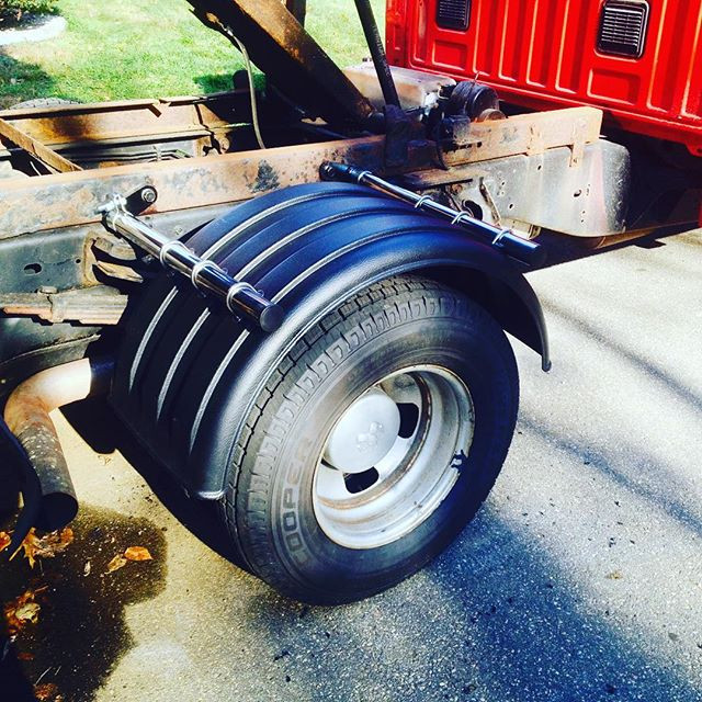 Truck Bodies, Fenders and Flatbeds!