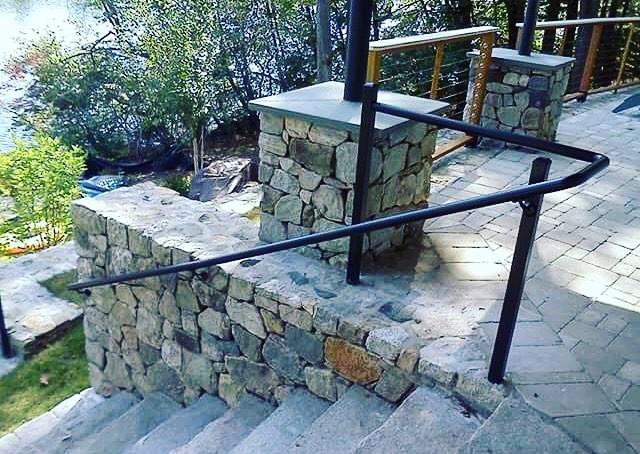 Residential Handrails - Northside Welding