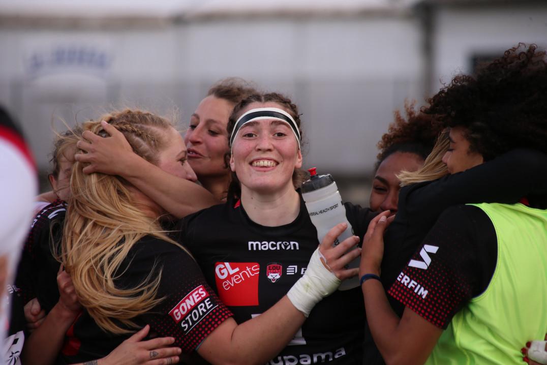 Reportage sportif / Portrait sur le Vif - stade Toulousain - Rugby féminin
