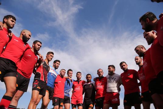 Team - Mi-temps - Photographe - Reportage sportif Hautes-Pyrénées - Tarbes