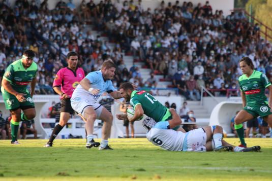 Aclée - Pau Bayonne Top 14 Rugby presse Midi Olympique