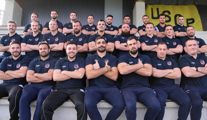 Equipe de France de Rugby de Gendarmerie - Photographe - Reportage sportif
