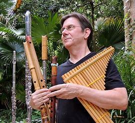Bob Chadwick world flutes Houston