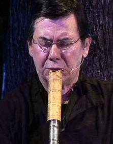 Bob Chadwick exotic flutes shakulute Alto shakulute flute Monty Levenson