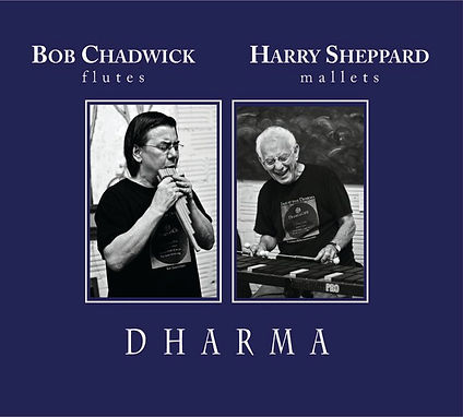Dharma CD Bob Chadwick Harry Sheppard