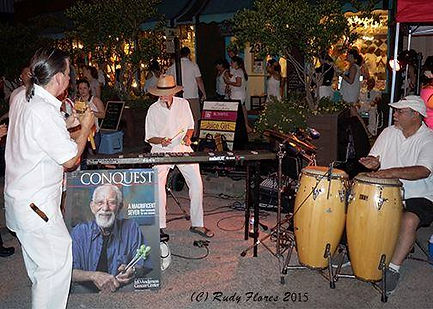 White linen night Houston Harry Sheppard Bob Chadwick Al Pagliuso pan flutes exotic flutes world flutes