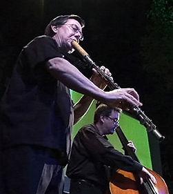Bob Chadwick alto shakulute Monty Levenson exotic flutes houston