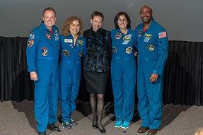Constellation Gala Amanda and Astronauts