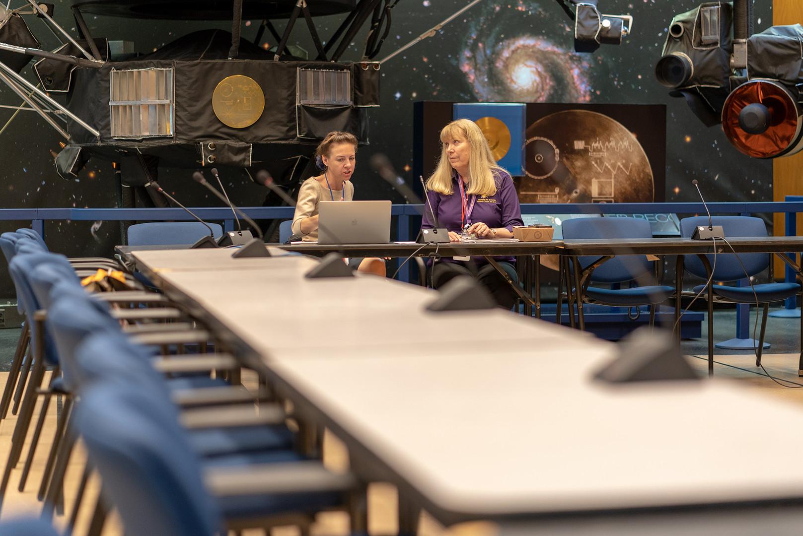 DR Linda Spilker - Cassini Lead Scientis