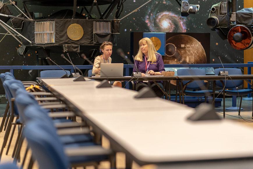 Dr. Linda Spilker - NASA/JPL