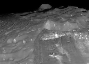 The Surface of Miranda