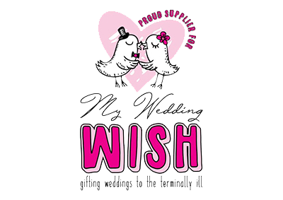 My Wedding Wish gifting weddings to the terminally ill & Lauretta Wright, Celebrant