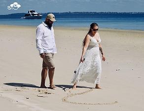 Lauretta Wright, Celebrant loves Fraser Island ceremonies
