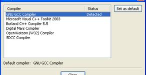 Setting up Code::Blocks on Windows