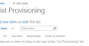 How To Create A List Using HTTP Web Service In SharePoint Designer 2013 Workflow