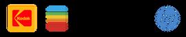 PoloroidKodakHp logos.png