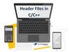 Header Files in C/C++