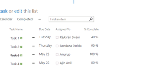 Add JSLink in Task List View in SharePoint Online