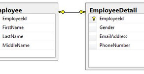 Configure One To One Relationship In Entity Framework Using Code First Approach