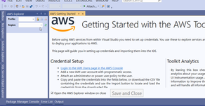 Discovering AWS for .NET Developers