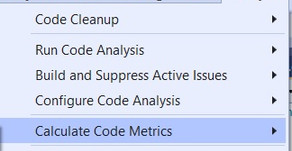 Measuring Code Quality With Visual Studio