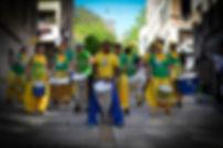Percussion brésilienne annecy -Batucada Annecy