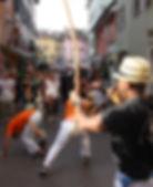 capoeira thones