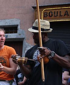 capoeira cuvat