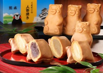 <MONARIO>くまモンの人形焼き