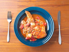 大阿蘇鶏のオーブン焼き