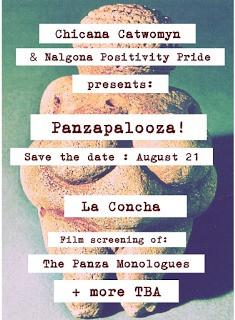 Panzapalooza poster