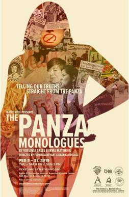 Panza Monologues poster