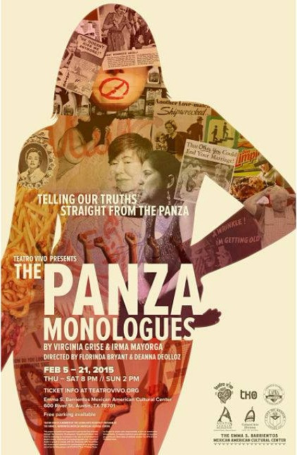 Panza Monologues poster