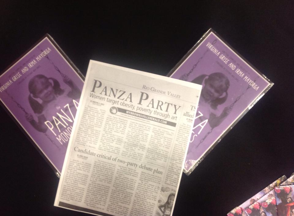 Press for a Panza Party