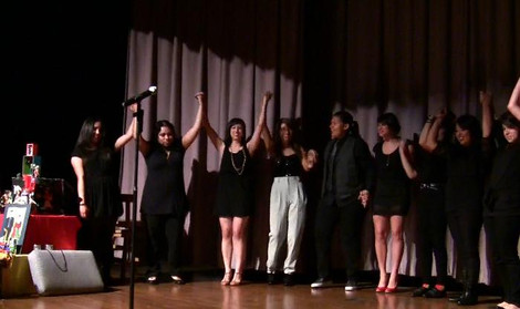Concencia Femenil's production of 'The Panza Monologues'