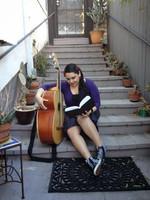 Vaneeza Calderon, musician
