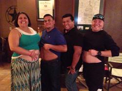 Panza Boys with Virginia