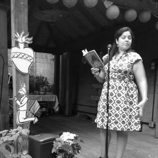 Claudia Acosta, theatermaker