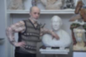 скульптор Шпичинецкий