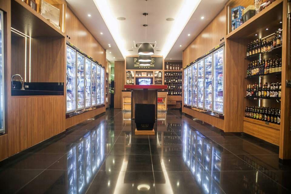 Expositor de bebidas Refricoll