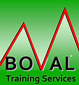 2020 Boval Training Logo - Green, Black