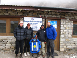 Medical Supplies to Himalayan Rescue