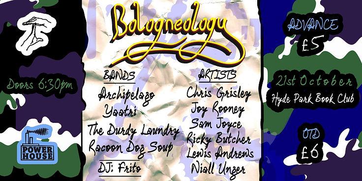 Bologneology Poster